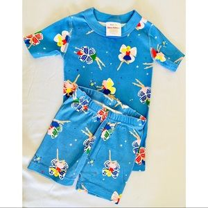 HANNA ANDERSSON Fairy Princess Pajamas Set